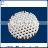 regular round hole Polycarbonate honeycomb core plastic sheet                                                                                                         Supplier's Choice