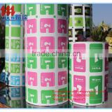 screen dry wet cleaning wipes packaging aluminum wrapping paper