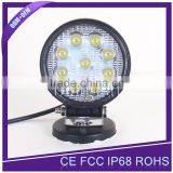 Led search light ABS Plastic housing handheld 12v high power led searchlight