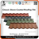 Nigeria/Kenya/Ghana Distributor Corrugated galvalume/galvanized stone coated metal roofing price