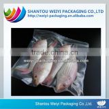 sealed plastic food package vacuum rolls for frozen fishing sea food                                                                         Quality Choice