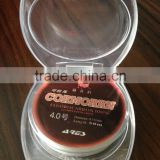 Fluorocarbon Fishing Line with high density/100% Pure Fluorocarbon material/Fluoro Fishing Net Line/Fishing Tackle Line
