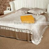 China 100% mulberry real silk bedding set