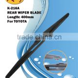 K-216A Rear wiper blade for TOYOTA PRIUS 2005-2008 Previa 2000, replace rear wiper blade