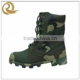 2016 Waterproof Jungle military camouflage Oxford cloth hunting boots
