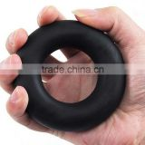 Hot Sale Silicone Rubber Hand Grip Ball,Silicone Rubber Hand Grip Ring, lazy exercise grip ring