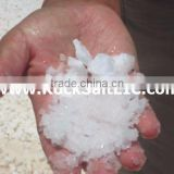 Sodium Chloride 98-99% NACL for melting snow (Siwa Salt - white - low moisture -no impurities - loose shipments - SGS analysis)