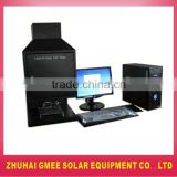 small PV solar cell tester GMS-9A