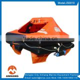 2016 manufacture self inflatable life raft