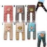 Toddler tights Baby Pants Bottoms Leggings Pants fox frog B set