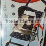 New arrival fashion poyal baby doll stroller-chilrdren stroller play set