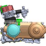 320CC ATV Engine like to ATV, around 400CC with reverse CVT or manual gear