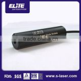 China alunimium anodized/brass Infrared Lasers Diode Modules, custome mini laser marking
