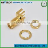 SMA connector SMA female for PCB edge type connector pcb connector atenna connector wirless connector
