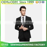 High quality custom made men business suit new design slim fit blazer formal suit