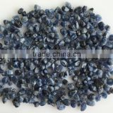 Natural blue sapphire rough burma blue opaque loose gemstones