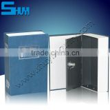 cheap book safe with combination lock for safe