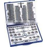 110pcs Metric Tap & Die Set