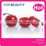 TB3806 New Style Cosmetic Makeup Fruit Shape Lip Balm