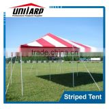 PVC Strip Tarpaulin Window Curtain/Awning Fabric