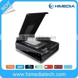 OTA update online 2016 Hot Selling HiMedia Q10 PRO Quad core Kodi Android TV Box Kodi 16.0 IPTV box OTT streaming box with HDR