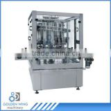 Automaic Strong Sauce filling and Seaming machine used for putting tomato/Peanut butter/cheese
