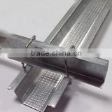 Hot sale galvanized steel ceiling profile/main channel/furring channel in Middle EAST Market