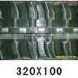 Rubber Tracks for Skid Steer Loader 320X54 320X84