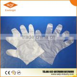 disposable plastic pe long sleeve glove