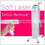 Vertical 1064nm 532nm Q-Switched ND YAG New Laser Skin Rejuvenation Carbon Laser Skin Whitening Tattoo Removal Machine