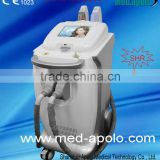 SHR IPL Pigmentation Hair Removal And Hair Removal Machine Skin Tightening