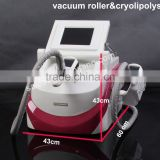 Lose Weight Cryolipolysis Vacuum Head Fat Body Shaping Treatment Llipo Laser Ab Slimming Machine