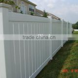 4'x10' fence panels for outdoors, used vinyl privacy fence for sale/pvc recinzione, blanco cerca de vinilo