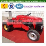 Hot sale 28hp small orchard tractor for sale; diese water cooled orchard tractors with rotary tiller for farming !