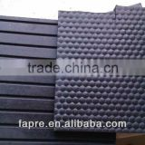 veterinary instrument hammer surface interlocked side stable shed crumb rubber mat matting floor flooring