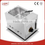 Chuangyu Alibaba Wholesale China Goods Single Tank Mini Vacuum Frying Machine Chicken Gas Fryer