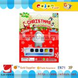 Christmas gift, free paint toy for kids, Diy toys, Christmas toys