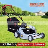 AL Farm lawn mower with CE certificate with RICHOP China Supplier For garden equipment (RH22GZZB60-AL-01)