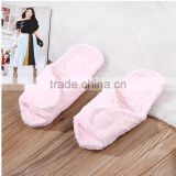 Factory Grade Machine Washable 80%polyester+20%polyamide Indoor Dusting Mop Microfiber Coral Fleece Floor Slipper