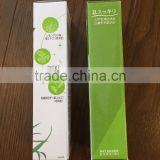 Japanese Toothpaste with Organic Green Tea Powder Whitening Toothpaste
