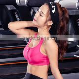 ZY0261A Yoga clothing wholesalea women's sport underwear yoga bra
