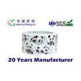 industry carton packaging custom printed packing tape , water based Polypropylene Film tapes