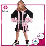 Onbest China wholesale pink&black cool boxer halloween costume with boxing glove for girls