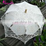 2017 New Lolita Handmade Japanese Wedding Umbrella Lace Umbrella Parasol Wedding Favors