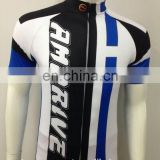 100% polyester custom cycling jersey cycling uniform