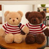 Plush Toy Manufacture Custom Made Short Plush Soft Teddy Bear For Baby Sleeping Hold Toys