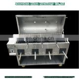 High performance Chinese manufacturer roast leg of lamb grill stove/ sheep roaster gigot grilling machine with best price