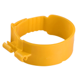 Nylon tube clamp fixing  air conditioning   tubes buckle, pipe fixing clamp