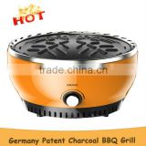 Germany patent portable smokeless charcoal bbq grill                                                                         Quality Choice