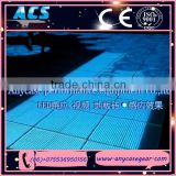 ACS Christmas Stage Wedding Decoration led dance floor video for sale